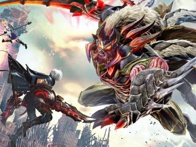 God Eater 3 disporrà di una modalità assalto