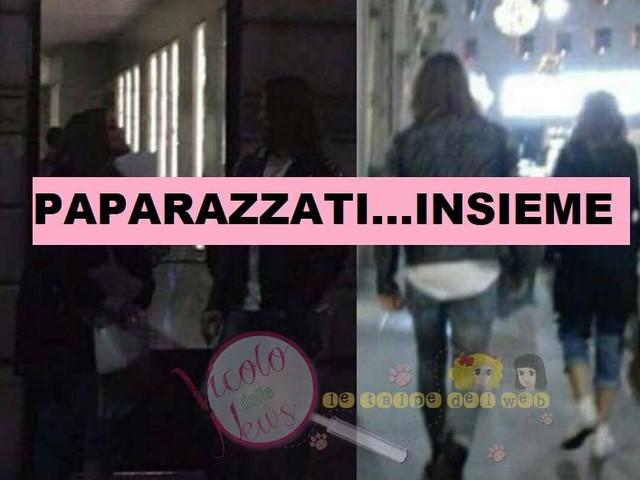 #gfvip Paparazzato Luca Onestini in compagnia di Ivana Mrazova, ecco le foto e un piccolo resoconto dell'incontro…voi cosa pensate?
