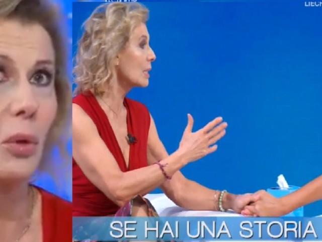 """Daniela Poggi si commuove a Vieni da me: """"Ho vissuto una notte in carcere"""""""