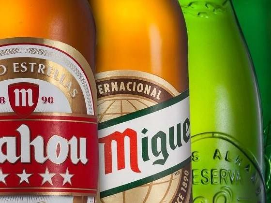 Mahou San Miguel propone le terrazze riciclabili e gli ombrelloni ECO