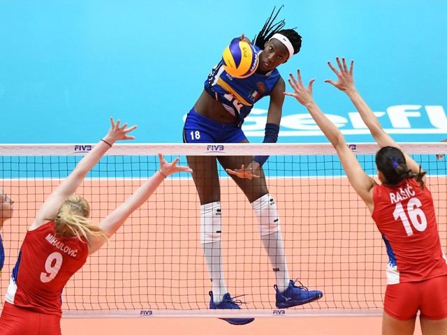 Volley donne, qualificazione Tokyo 2020: l'Italia supera il Belgio 3-0