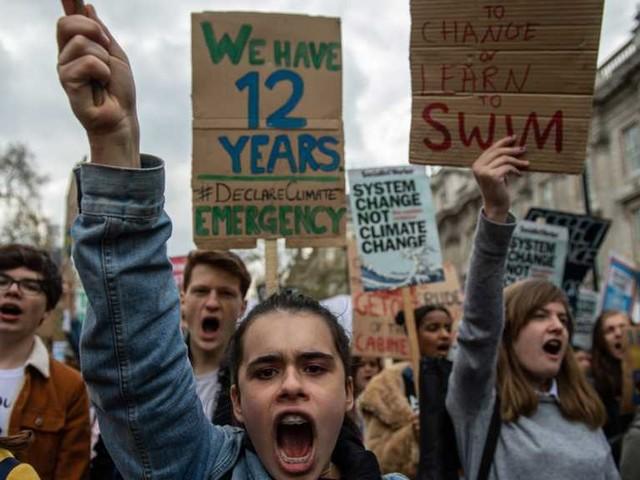 Il 24 settembre 2021 c'è un nuovo sciopero globale per il clima