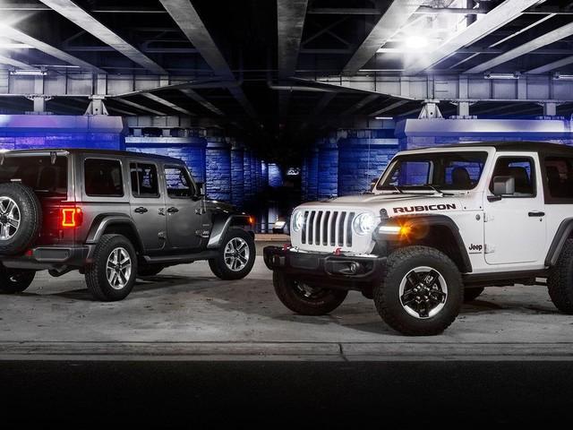 Jeep: arriva un aggiornamento per ridurre le vibrazioni sulla Wrangler