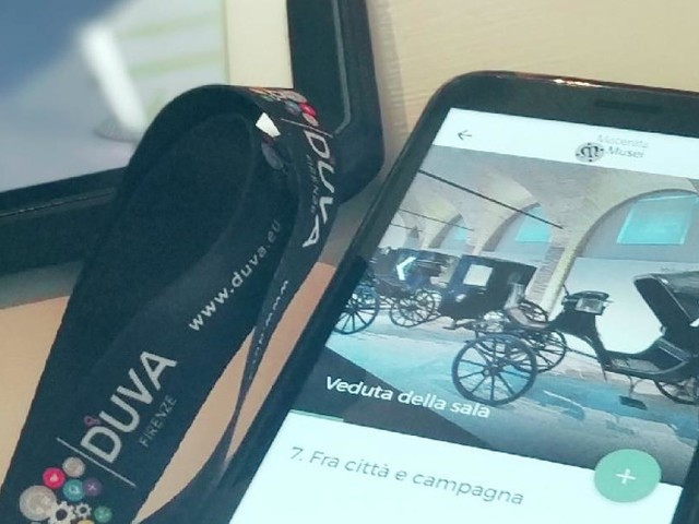 Macerata, nuova audioguida per il Museo della Carrozza