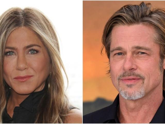 Jennifer Aniston svela in che rapporti è con Brad Pitt