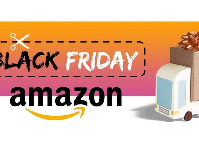 Black Friday 2019: le offerte su Amazon da non perdere