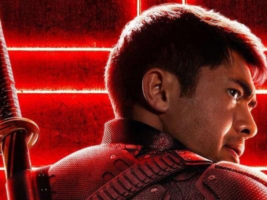 Snake Eyes: svelati un nuovo poster e la data del debutto del trailer