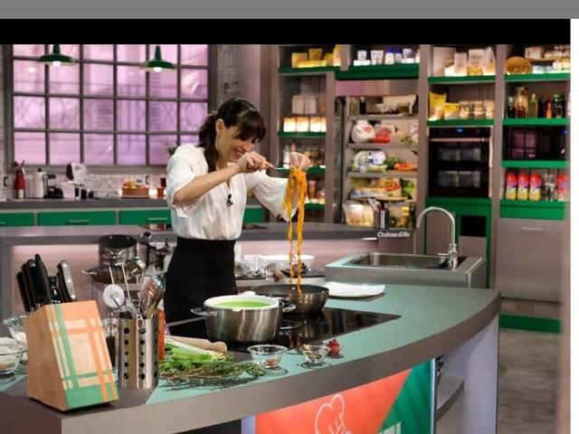 Benedetta Parodi torna finalmente ai fornelli: per Senti chi mangia una ricetta al giorno