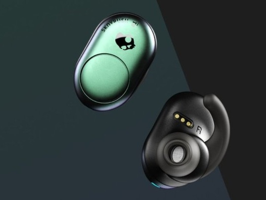Skullcandy Push: auricolari true wireless dal design ergonomico