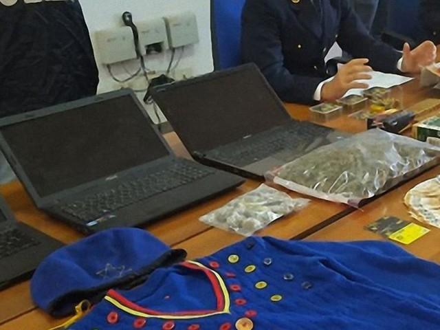 Sardegna: armi, droga e auto rubate, arrestate tre persone