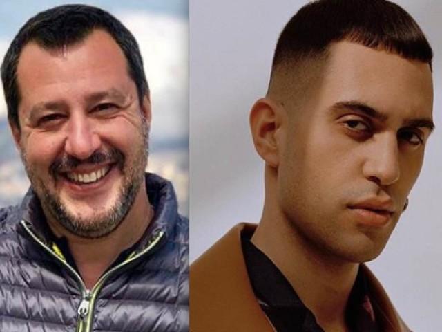 Maurizio Costanzo Show, l'incredibile richiesta di Matteo Salvini a Mahmood