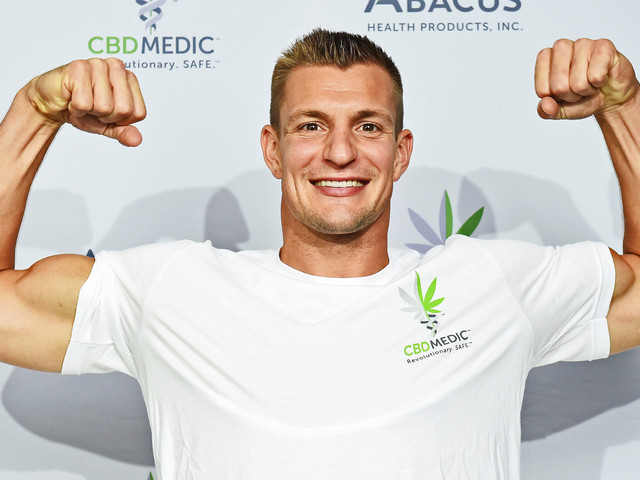 Rob Gronkowski Will Be In Miami For Super Bowl… As Party Host