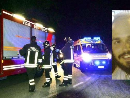 Tragico incidente stradale a Racalmuto, lutto cittadino per la morte di Angelo Macaluso