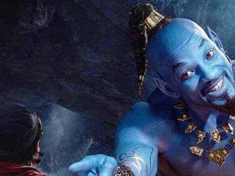Aladdin, Will Smith è un Genio della lampada con poca verve, aiutato da grandi effetti speciali (recensione).
