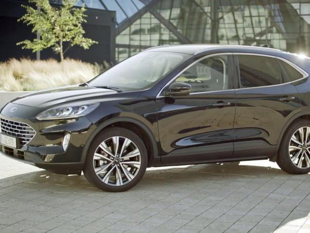 Ford chiude il cerchio di Kuga con la Full Hybrid