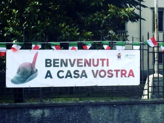 Alpini a Tolmezzo, in 30mila per le vie della città