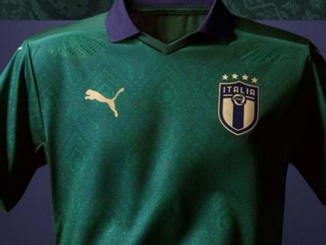 Italia in maglia verde, perchè?/ Il colore (della discordia) scelto dalla Puma