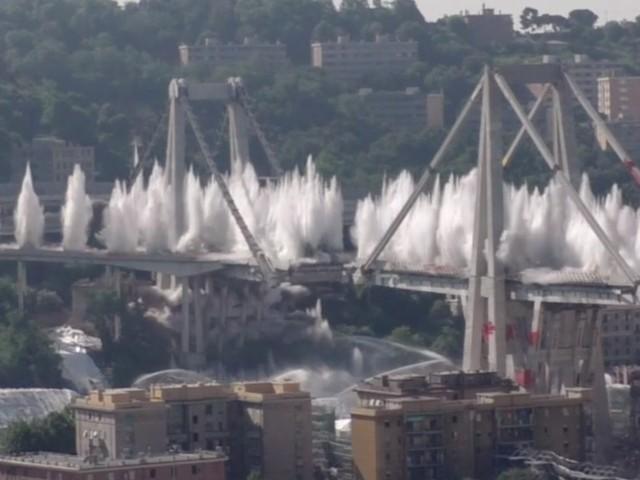 Ponte Morandi un anno dopo, il video-racconto dal crollo alla demolizione tra attese e promesse