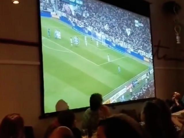 New York, reazione da brividi al gol di Koulibaly al ristorante Ribalta