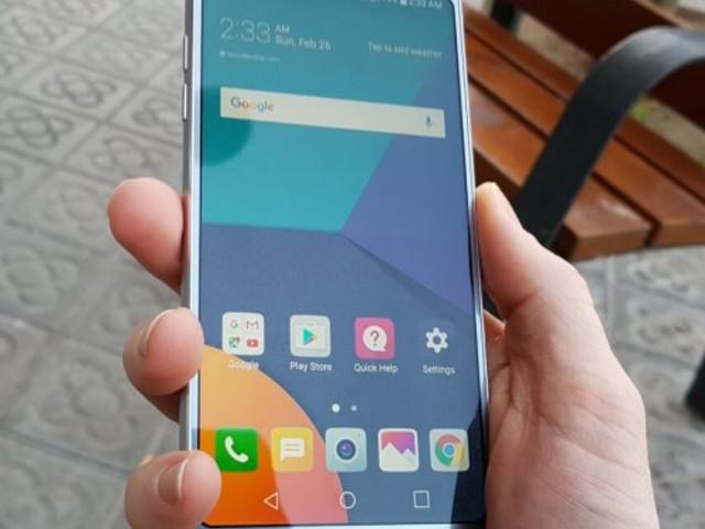 LG G7 probabilmente non sarà presentato prima di aprile: il design va rivisto