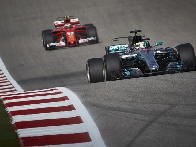 F1, GP Stati Uniti - Vince Hamilton. La Mercedes è Campione del Mondo