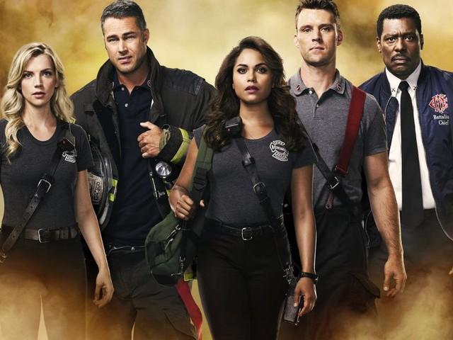 Chicago Fire, la 3^ puntata disponibile su Mediaset Play: Hermann litiga con un poliziotto