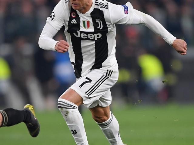 Juve-Ajax, il video di Ronaldo di fine partita spopola sul Web