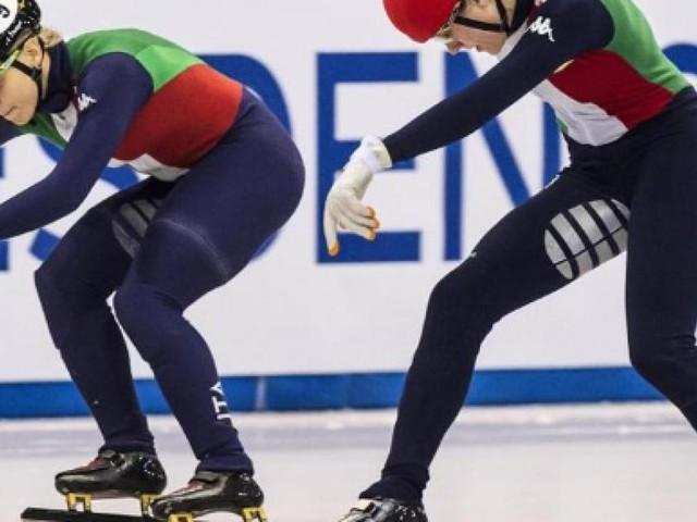 Olimpiadi invernali 2018: Fontana d'oro e Pellegrino d'argento