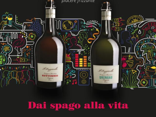 """Il Poggiarello on air a livello nazionale con la nuova campagna """"Dai Spago"""" studiata per le referenze Ortrugo e Gutturnio"""