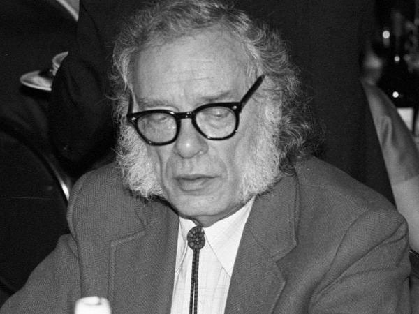 Isaac Asimov, l'uomo che amava spiegare le cose