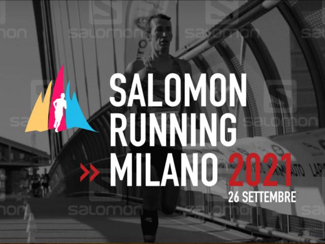 Arriva la Salomon Running Milano, si corre dal 26 settembre