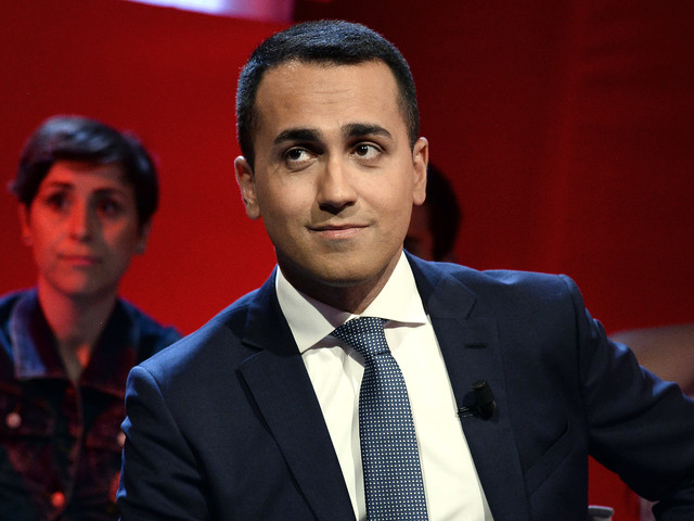 """Di Maio si dichiara colpevole: """"Vero, taglieremo le pensioni"""""""