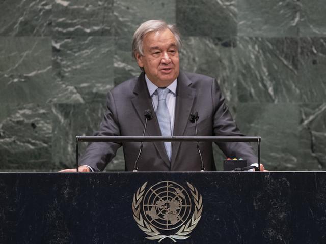 """""""Basta fare guerra alla natura"""". L'ultimo allarme dell'Onu sull'ambiente"""