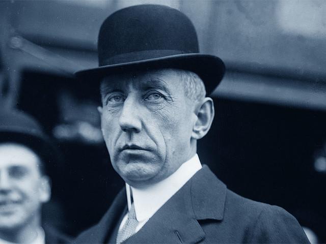 Biografia di Roald Amundsen