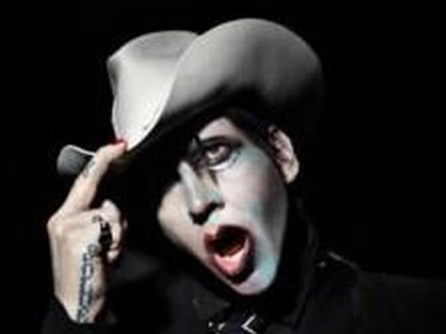 Marilyn Manson attende di essere incolpato della pandemia da Coronavirus