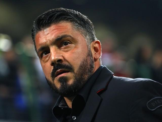 """Milan, Gattuso non molla: """"Il ritiro l'ho deciso io. Lotto, non mi dimetto"""""""