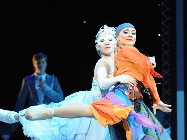 'Cenerentola on ice' al Teatro Brancaccio, dal 15 gennaio