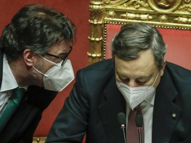 """FINANZA E POLITICA/ Fra golden power e moral suasion: la svolta di Draghi """"l'europeo"""""""