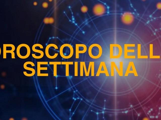L'oroscopo settimanale, dal 26 luglio al 1 agosto: Ariete speciale, Bilancia favorevole