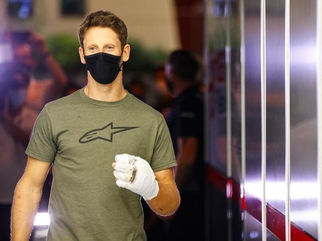 L'appello di Grosjean: 'L'ultimo atto in F1 non può essere l'incidente del Bahrain'