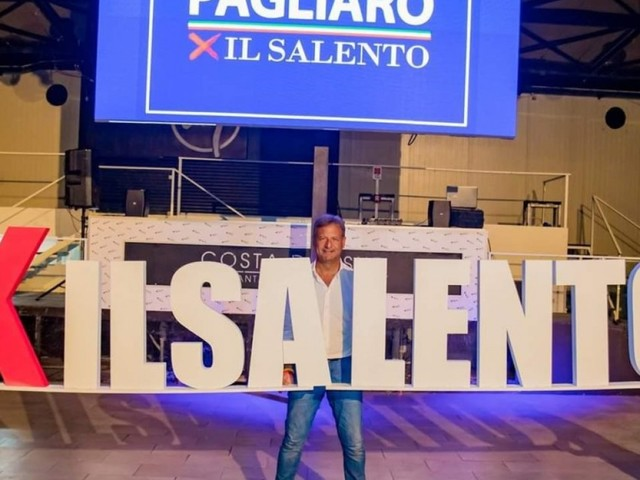 Nove anni di attività e impegno: festa del Movimento Regione Salento al Malè