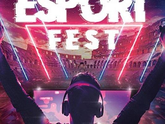 Esport Fest 2019 a Roma il 7 e 8 dicembre: tutti i dettagli sull'evento - Notizia