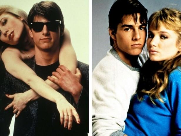 Tom Cruise: la sua relazione selvaggia con Rebecca de Mornay