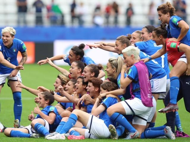 Mondiali femminili, sogno azzurro Boom di ascolti tv, martedì il Brasile