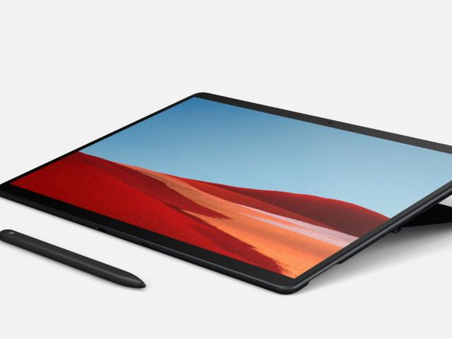 Surface Pro X disponibile all'acquisto su Microsoft Store