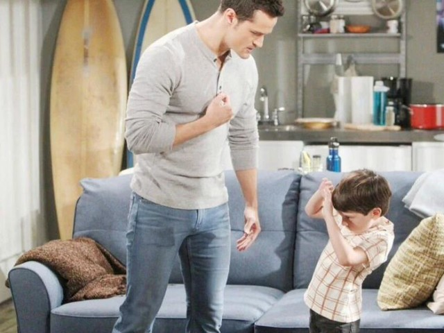 Beautiful, spoiler al 24 ottobre: Logan torna con Liam, Thomas minaccia Douglas