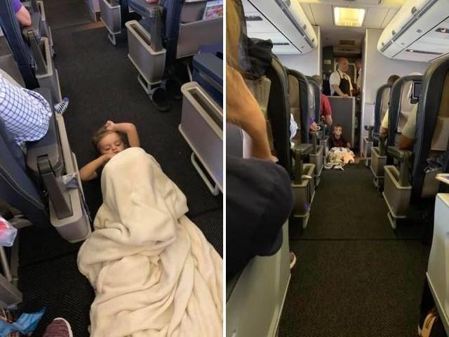 Braysen, il bimbo autistico che non riusciva a stare seduto in aereo. L'equipaggio: «Sei un dono, ti aiutiamo»