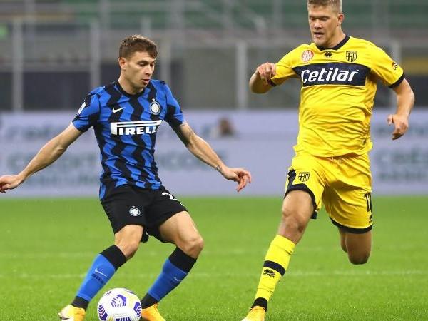 Inter, Barella ora rischia di restar fuori