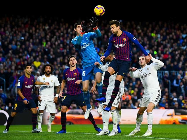 be5eb247427cb8 Calcio in tv e streaming, guida 27 febbraio: Coppa Italia e Real-Barcellona