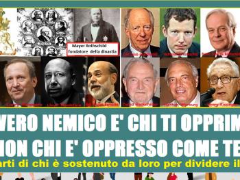 Per la salvezza dell'Italia riconciliazione del popolo italiano